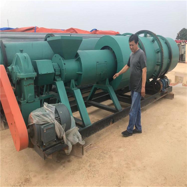 合格的有机肥设备生产过程和详细工艺