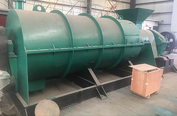 新型有机肥湿法造粒机